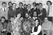 Heinke Trophy winners 1972