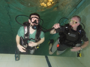 Try Dive Reading BSAC